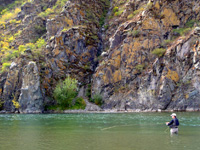camp Delger Moron - Sport fishing for HuchoTaimen, Lenok Trout and Grayling