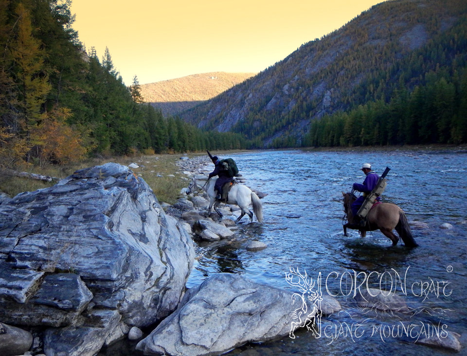 Taimen FlyFishing in Mongolia