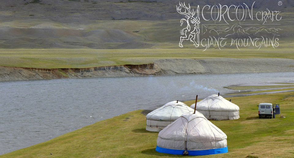 Camp Accommodation in Mongolia