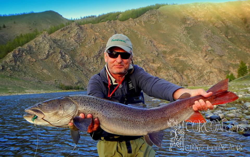 Results taimen spring season 2014 fly fishing tours for Taimen fishing mongolia