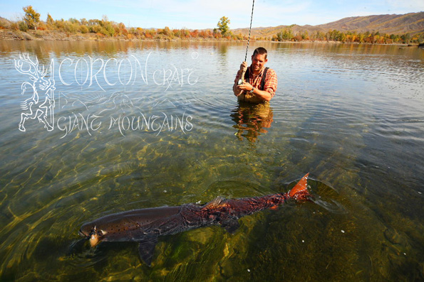 Mongolia Fly Fishing expedition