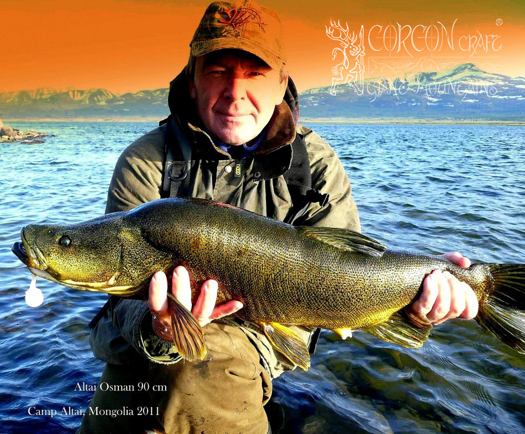 Last minute offer mongolia spring 2013 fly fishing for Fly fishing mongolia