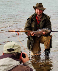 FlyFishing in Mongolia