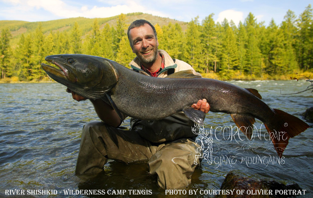 Fly fishing in northern mongolia fly fishing tours for Fly fishing mongolia